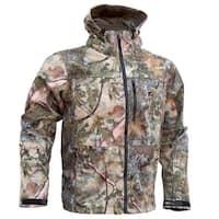 Kings Camo Hunter Wind Defender Fleece Jacket Mountain Shadow