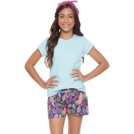 Tween Girl T-Shirt Short Sleeve Tee Classic Top Kids Pulla Bulla 10-16 Years