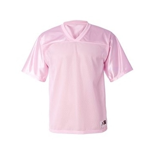 6c299faec5484 Augusta Sportswear Stadium Replica Football T-Shirt - Light Pink - 2XL