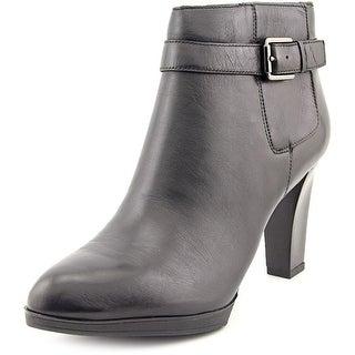 Franco Sarto Idrina Women Pointed Toe Leather Ankle Boot