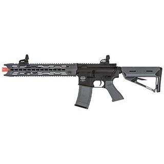 Valken Unisex Battle Machine Aeg V2.0 Trg Rifle, Black, L - Black
