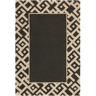 Hand Tufted Laghi Jute Rug