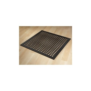 "Reggio Registers G2020-SNH Grid Series 18"" x 18"" Floor Grille without Mounting Holes"