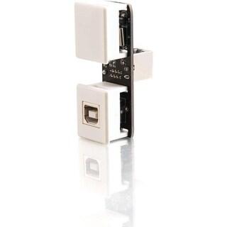 C2G 29349 C2G USB 1.1 Keystone Extender Insert - Transmitter