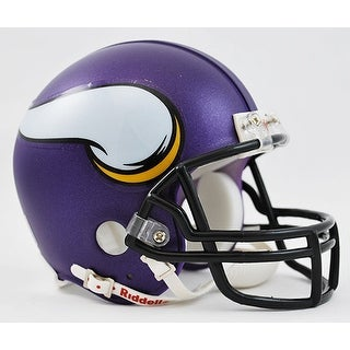 Minnesota Vikings Riddell Mini Football Helmet