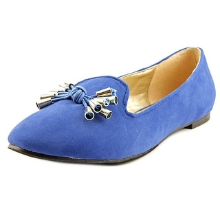 a.x.n.y. Gator-90 Women Round Toe Synthetic Ballet Flats