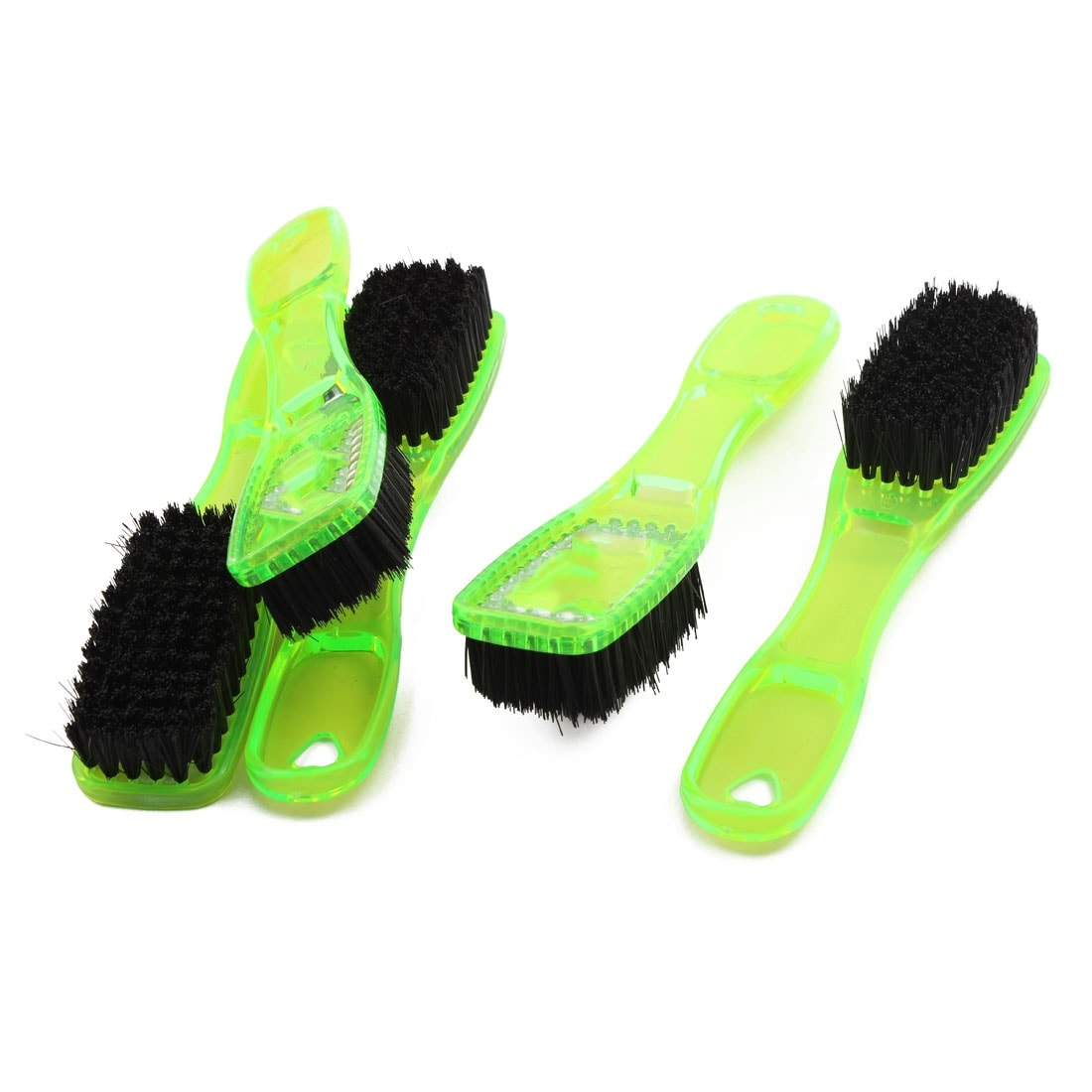 Bathroom Clothes Shoes Floor Scrub Washing Washing Brush 5 Pcs Black Green Overstock 17619665