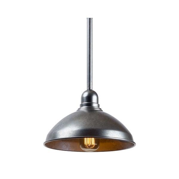 "Miseno MLIT135843 8"" One-Light Industrial Style Mini Pendant"