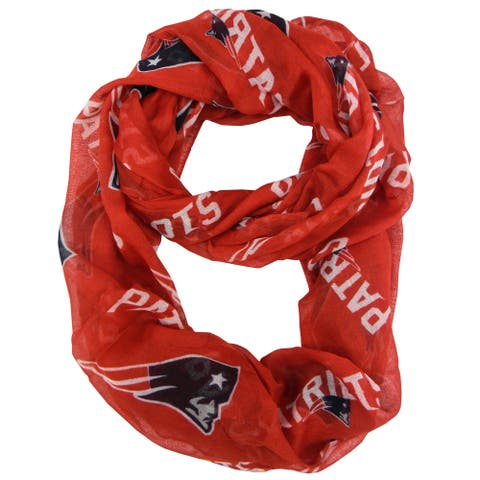 New England Patriots Infinity Scarf - Alternate