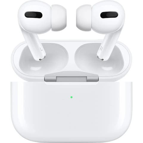 Apple AirPods Pro with Wireless Charging Case (Certified Refurbished)