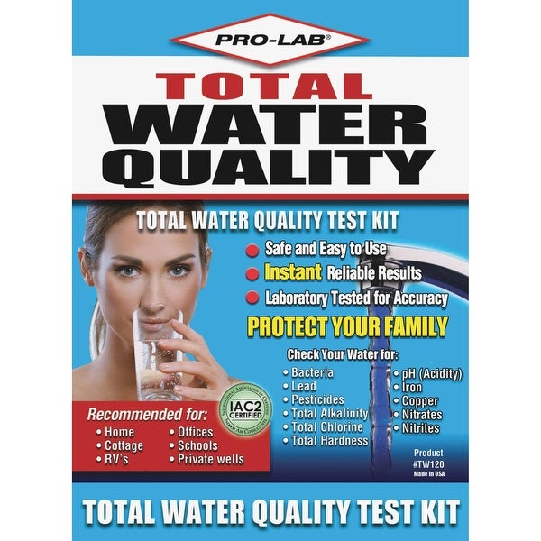 Pro Lab Total Water Quality Kit