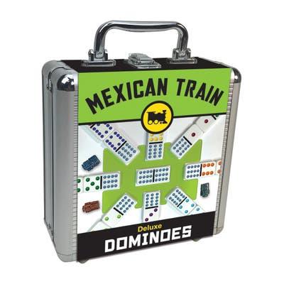 Mexican Train Deluxe Dominoes