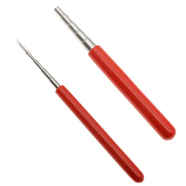 Beadsmith 2 Piece Mandrel Set - Wire Looping Tool - 10 Different Diameters