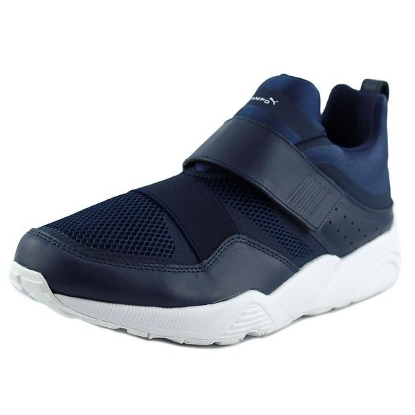 Puma Blaze Of Glory Strap   Round Toe Synthetic  Sneakers