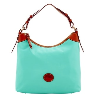 Dooney & Bourke Nylon Large Erica (Introduced by Dooney & Bourke at $148 in Feb 2017) - Mint