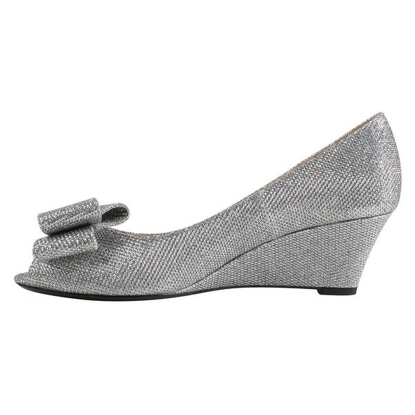 J.Renee Womens blare Peep Toe Special Occasion Platform Sandals