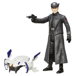 Star Wars The Force Awakens 3.75-Inch Figure Space Mission First Order General Hux - Multi-Colored