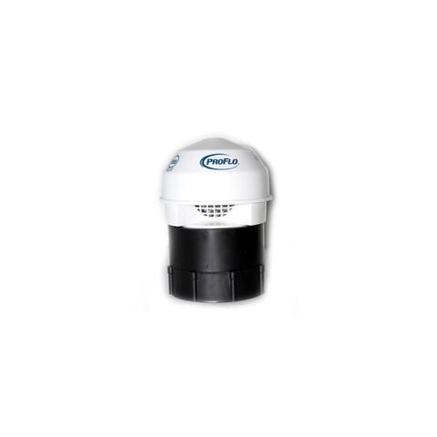 """PROFLO PFAAV160A 2"""" x 3"""" PVC Sch 40 Adapter Air Admittance Valve (Sold in quantities of 6) For Venting 4"""" DWV and Smaller"""