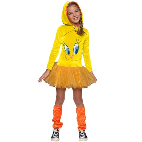 Rubies Tweety Girl Child Costume