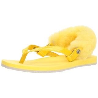 Ugg Womens laa laa Open Toe Casual Ankle Strap Sandals