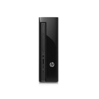 Refurbished - HP Slimline 450-A120 Desktop AMD E1-6015 1.4GHz 4GB 500GB Windows 10