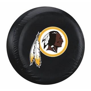 Washington Redskins Tire Cover Standard Size Black