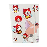 Yo-Kai Watch Journal Notebook - multi