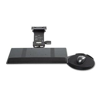 Leverless Lift N Lock Keyboard Tray, 19 x 10, Black