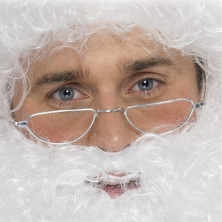 Santa Half Moon Specs Adult Costume Accessory