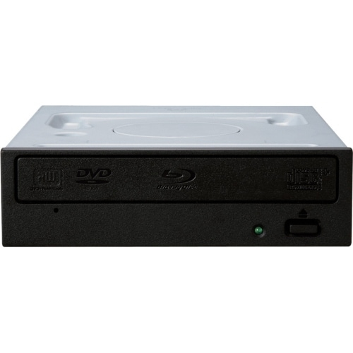 """Pioneer BDR-209DBK Pioneer BDR-209DBK Internal Blu-ray Writer - OEM Pack - Black - BD-R/RE Support - 40x CD Read/40x CD"