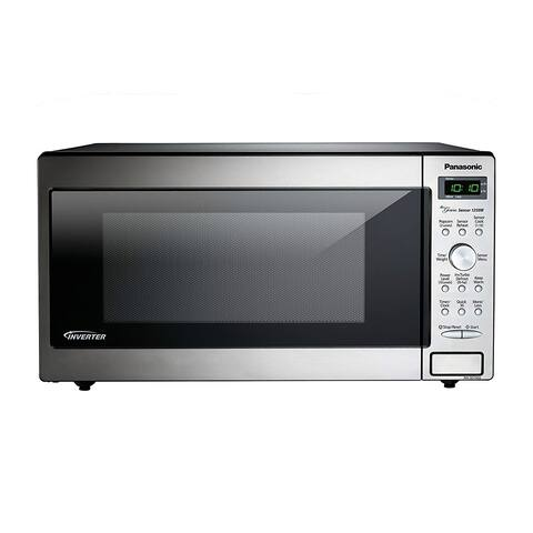 Panasonic NN-SD745S 1.6 Cu. Ft. Built-In/Countertop Microwave Oven