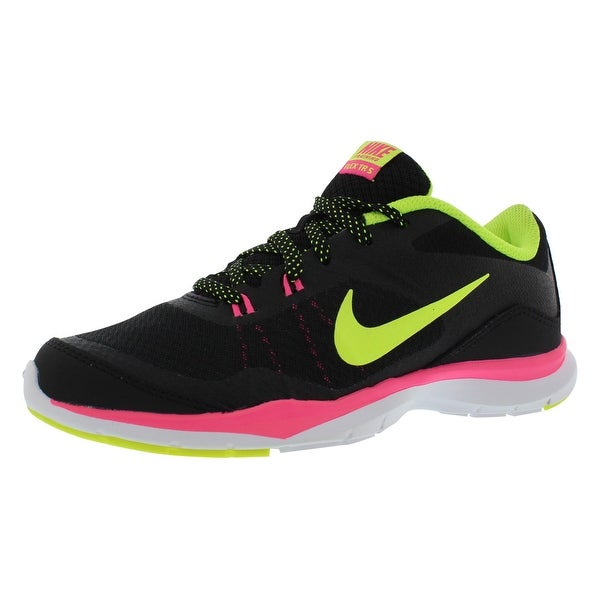 dd647d4f00c62 Shop Nike Flex Trainer 5 Fitness Women s Shoes - On Sale - Free ...
