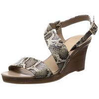 Cole Haan Women's Ravenna Wedge Sandal - 10.5