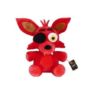"Five Nights At Freddy's 16"" Foxy Stuffed Toy"