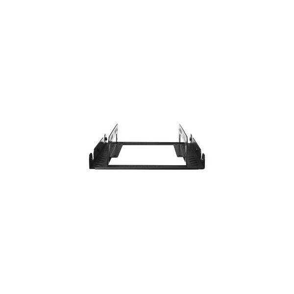 "Thermaltake AC0014 Thermaltake AC0014 Drive Bay Adapter Internal - Black - 2 x Total Bay - 2 x 2.5"" Bay"