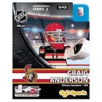 Ottawa Senators NHL OYO Sports Mini Figure: Craig Anderson (Goalie)