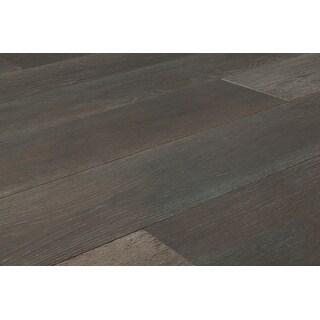 "Kanstar Engineered Hardwood - 30.28 sq. ft. Arizona Collection Phoenix Gray / Oak / 7 1/4"" / 9/16"" / Random Lengths"