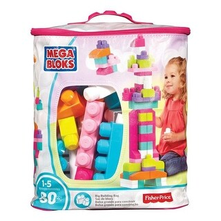 Fisher Price First Builders Building Blocks Construction Building