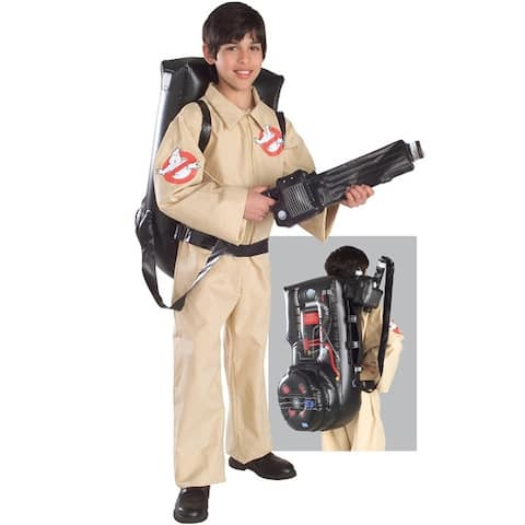 Rubies Classic Ghostbusters Child Costume - Beige