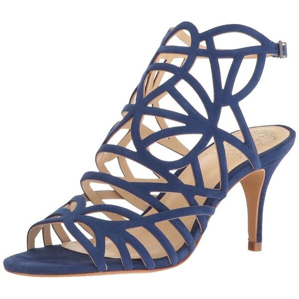 Vince Camuto Womens Pelena Open Toe Casual Slingback Sandals