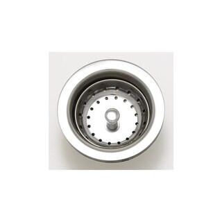 """Proflo PF647003 Kitchen Sink Drain Assembly and Basket Strainer - Fits Standard 3-1/2"""" Drain Connections"""