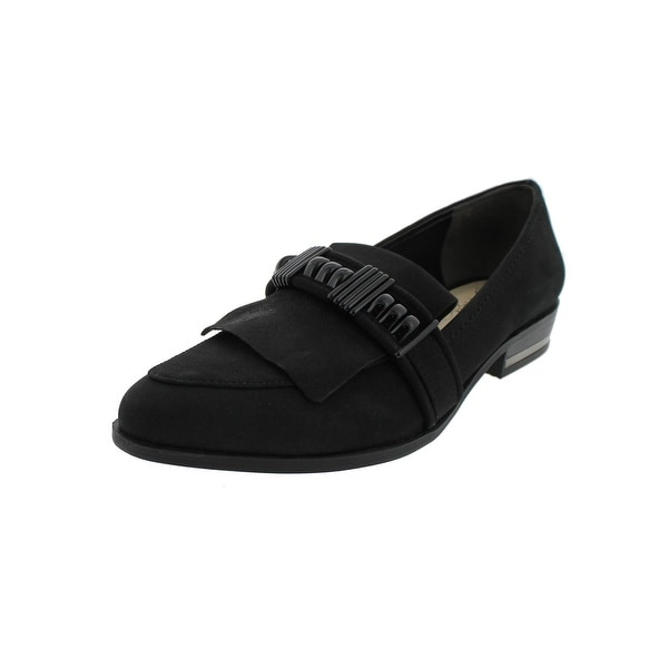 Fergie Womens Ivy Oxfords Flats Pointed Toe - 9 medium (b,m)