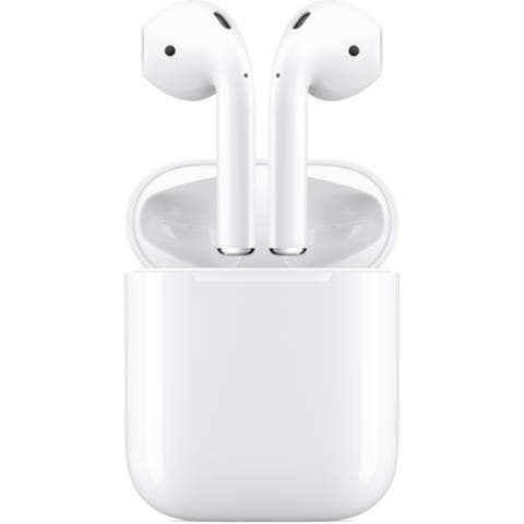 Refurbished Apple AirPods with Charging Case (2nd Generation)