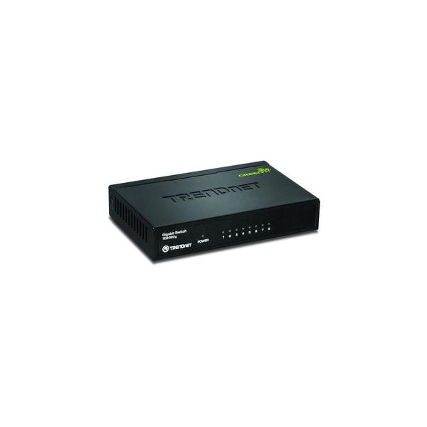 TRENDnet TEGS82GB TRENDnet 8-Port Unmanaged Gigabit GREENnet Switch