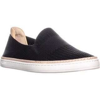 UGG Australia Sammy Fashion Slip-On Sneakers, Black - 9 us / 40 eu