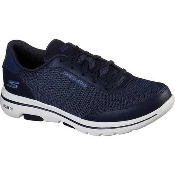Skechers Mens GO walk 3 Fit Knit Breathable Fitness Trainers