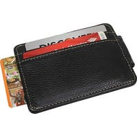 MAXAM™ Genuine Leather Magnetic Money Clip Wallet
