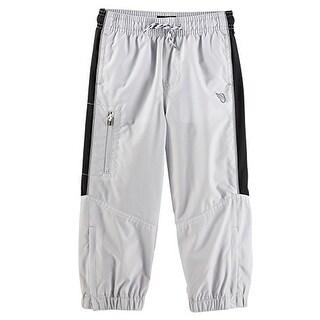 OshKosh B'gosh Baby Boys' Mesh-Lined Active Pants, 18 Months