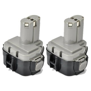 Replacement Battery for Makita 1050D / 1050DA Power Tool Model (2 Pack)