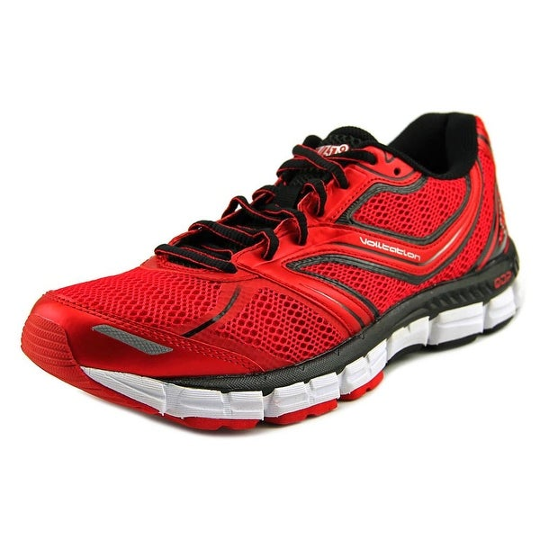 361 Volitation Men Chinese Red/Black/White Running Shoes